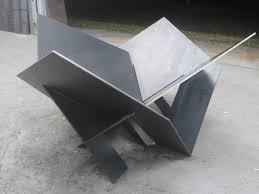 Steel Firepit Metal Pits Insteading