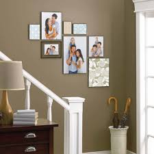 Wall Picture Frames by Mainstays 10x13 Black Float Frame Walmart Com
