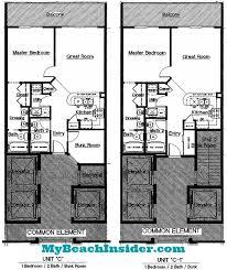1 bedroom condo floor plans celadon beach resort condo floor plans panama city beach