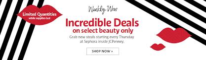 jc penney new orleans hair salon price list makeup skin care fragrances sephora inside jcpenney