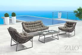 Sofa Modern Contemporary by Ingonish Beach Sofa By Zuo Modern Modern Outdoor Sofa Cressina