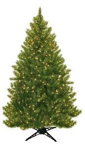 three posts 6 5 u0027 evergreen fir artificial christmas tree with 450