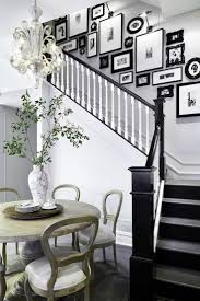 Black And White Home Best 25 Black Staircase Ideas Only On Pinterest Black Painted