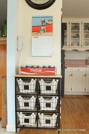 Rustic Kitchen Storage - 20 farmhouse kitchen storage ideas hative