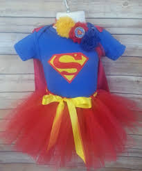 superman supergirl birthday tutu set cake smash by