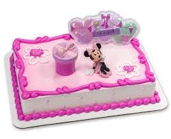 minnie mouse treasure keeper it u0027s a decoset cake cakes com