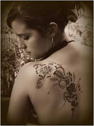 henna tattoo removal is easier and can be accomplished at home