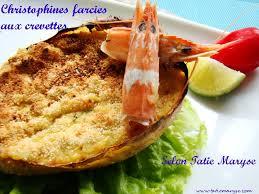 comment cuisiner christophine verte connaissez vous les christophines farcies aux crevettes