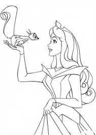 sleeping beauty aurora coloring pages index
