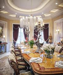 Best Dining In Luxury Images On Pinterest Formal Dining - Luxury dining rooms