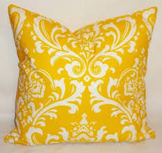 Yellow Decorative Pillow Yellow Throw Pillows For Couch