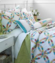120 best double wedding ring quilts images on pinterest wedding