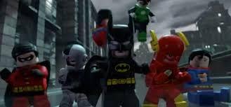 trailer lego batman the movie dc super heroes united looks