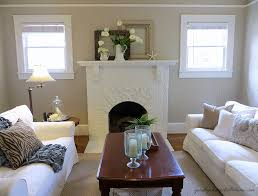 Alabaster Sherwin Williams Goodbye House Hello Home Blog The Fireplace Mantel