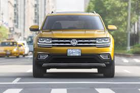 black volkswagen atlas volkswagen reveals its savior the three row midsize atlas