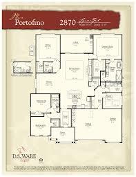 single family home floor plans portofino single family home shearwater st augustine