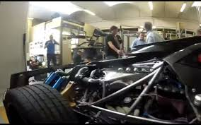 pagani zonda engine we hear one off pagani zonda 760 rs packs 760 hp tops out at 217 mph