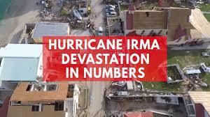 halloween city teays valley wv hurricane irma devastation in numbers