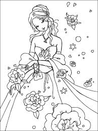 free coloring pages of anime cinderella 15741 bestofcoloring com