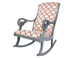 Upholstered Rocking Chairs Update A Rocking Chair Hgtv