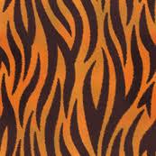 tiger stripe fabric wallpaper gift wrap spoonflower