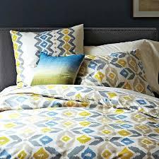 Patterns For Duvet Covers Yellow And Grey Duvet Covers U2013 De Arrest Me