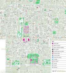 Beijing Map Beijing Map Best Central Detailed Map Of Major Landmarks Places