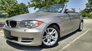2008 bmw 1 series convertible bmw 1 series convertible in indiana for sale used cars on