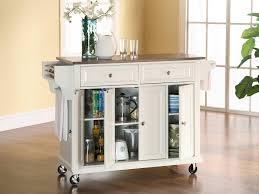 100 meryland white modern kitchen island cart shop kitchen