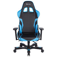 Video Game Chairs With Speakers Clutch Chairz Crank Charlie Gaming Chair Blue Black Gaming