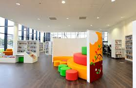 Library Design Moveable Storytime Area Kent History And Library Centre Demco