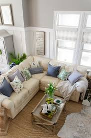 Pillows For Sofas Decorating by Spring Decorating Ideas Spring Home Tour