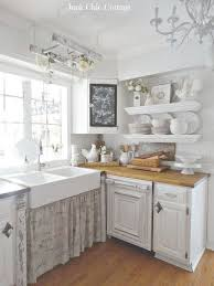 cuisine shabby chic 35 awesome shabby chic kitchen designs accessories and decor ideas