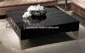china neo living room wooden coffee table ls 848a b c