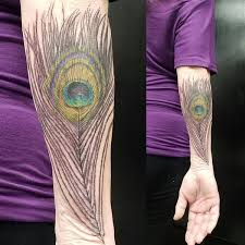 54 gorgeous peacock tattoo designs with meaning for everyone