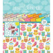Colorbok Scrapbook Colorbok Hootenanny Paper Pad Scrapbook Paper Pinterest