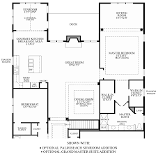 sunroom floor plans toll brothers at the pinehills vista point the tradition home