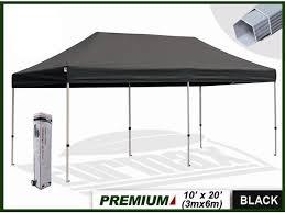 ez up gazebo eurmax premium 10 x20 market stall ez up canopy pop up tent