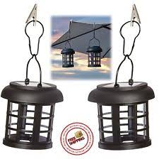 solar lantern led garden patio cing walkway lights portable