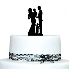 Buy Wedding Cake Aliexpress Com Buy Family Wedding Cake Topper With Toddler And