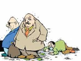 passe-droits, mensonge et corruption-1