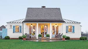 cottage house exterior charming home exteriors southern living