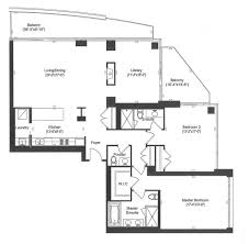 2 Bedroom Condo Floor Plans 88 Davenport Rd Yorkville Toronto Florian Condo Floor Plans 1941
