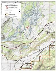 Grand Teton Map Wildland Fires Teton Interagency Fire Dispatch Center