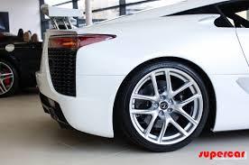 lexus lfa car sales supercar driver
