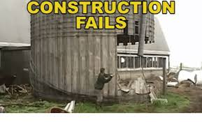 Meme Construction - construction fails meme on me me