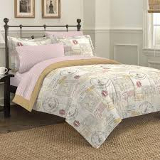 theme comforters travel themed bedding wayfair