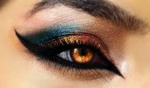 eye makeup for blue eyes and blonde hair wallpaper