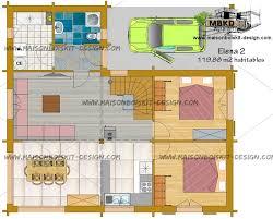 plan de maison a etage 5 chambres plan et prix d un kit pas cher de maison individuelle en bois de 5