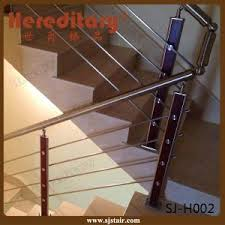Stainless Steel Stair Handrails China Outdoor Modern Balcony Railing Design Stainless Steel Stair